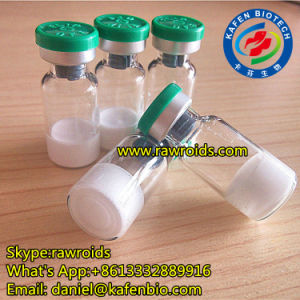 PT141 Lyophilized Powder Peptides PT-141 for Treatment Erectile Disorders 32780-32-8 pictures & photos