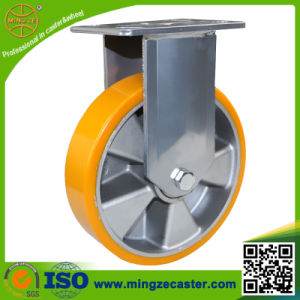 5inch Industrial Aluminum Core Wheels Caster pictures & photos