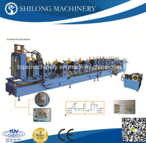 Pre-Painted Steel Coil Wall Panel Roll Forming Machine pictures & photos