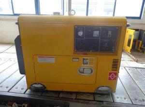 Digital Display Panel 5kw Portable Diesel Generator pictures & photos