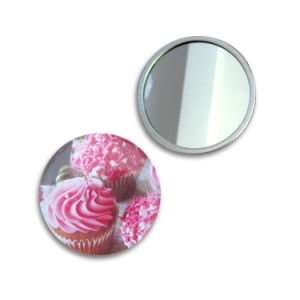 Factory Whole Sell Personalized Portable Compact Mirror pictures & photos