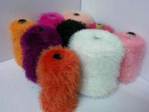 Polyester Fancy Yarn Feather Yarn Rough Yarn