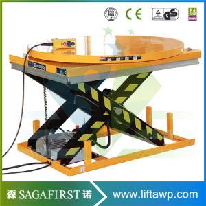 1ton 2.5ton 3ton Hydraulic Scissor Lifting Table pictures & photos