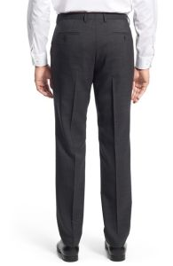 Classic Fit Custom Design Men′s Non-Iron Solid Dress Pants pictures & photos