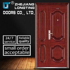 New Style Steel Security Double Door pictures & photos