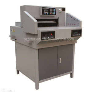E520R Electrical Paper Cutter Machinery pictures & photos