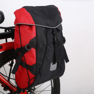 Waterproof Commuter Rear Cycling Pannier Bike Trunk Bicycle Bag pictures & photos
