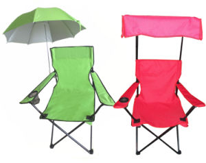 2015 New Design Cheap Folding Beach Chair with Sunshade (SP-115) pictures & photos