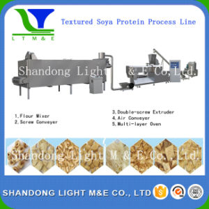 Textured Vegetable Protein Processing Line pictures & photos