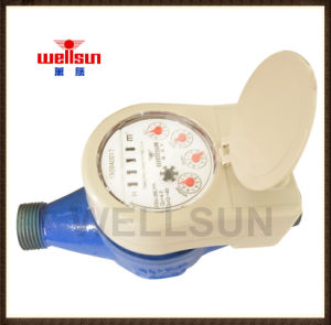 Wireless Remote Reading Water Meter for Cold Water pictures & photos