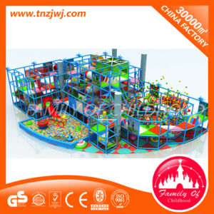 Latest Safety Attractive Forest Theme Kids Indoor Playground Equipment pictures & photos