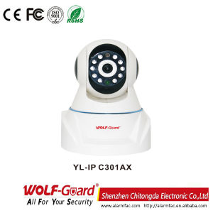 C301ax 1080P Network Dome High Definition IP Security Camera pictures & photos