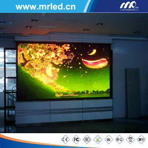 P12.5mm Hot Sell Rental Use Indoor LED Video Display Billboard / LED Mesh Screen Display ISO9001 pictures & photos