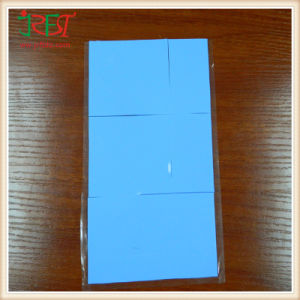 Manufacturer Rubber Silicon Thermal Pad Heat Transfer Insulation Pad pictures & photos