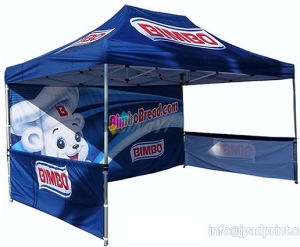 Free Shipping 3X4.5m(10X10FT) Advertising Folding POP up Canopy Tent pictures & photos