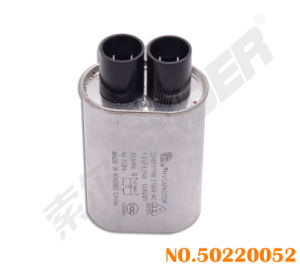 Good Quality 1UF Microwave Oven Capacitor (50220052-1.0 UF) pictures & photos