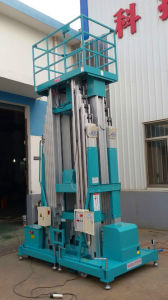 Aluminium Lift / Vertical Work Platform /Scissor Lift /Aluminium Platfrom pictures & photos