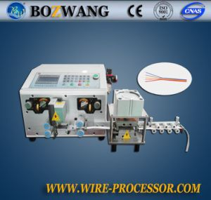 Bw-882D / Autamatic Wire Stripping Machine (Flat Cable) pictures & photos