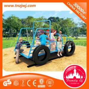 Kindergarten Play Set Children Truck Design Playground pictures & photos