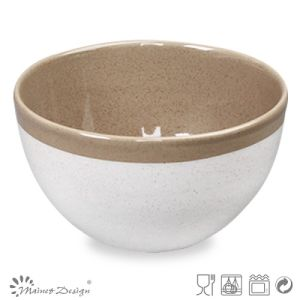 14cm Ceramic Bowl Seesame Glaze Design pictures & photos