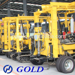 Water Borehole Drilling Machine, Well Rig Price and Power Drills pictures & photos