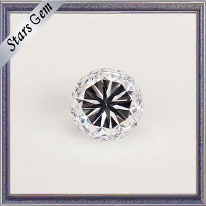 Round Star Cut High Quality Heavy Weight Cubic Zirconia pictures & photos