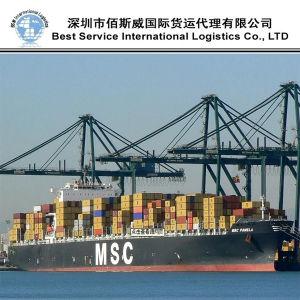 International Shipping, Ocean Transportation as Door to Door Service (20′′40′′) pictures & photos