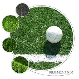 Sunwing Football Artificial Grass Carpet pictures & photos