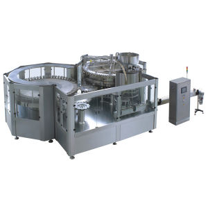 Mineral Bottled Water Filling Machine (PY-XGF24-24-8)