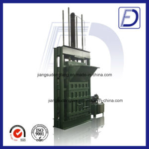New Style Manual Vertical Baler Machine in Short Supply pictures & photos