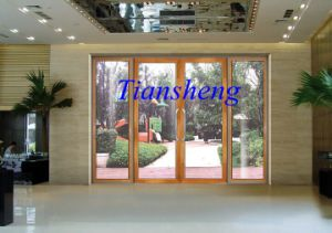 Aluminum Extrusion Profile Sliding Door Double Glazed Aluminium Windows and Doors Comply with Australian Standards As2047 As2208 pictures & photos