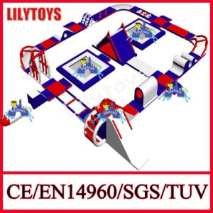 Factory Newest Design Inflatable Adult Water Park for Adult Sport Game (Lilytoys-WP40) pictures & photos