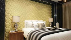 3D Wall Panel SL-07e-12 for Bedroom Decoration pictures & photos