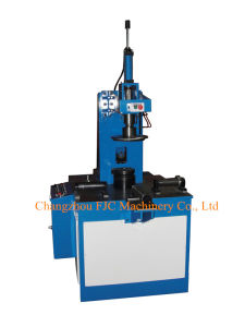 Hydraulic Automic Die Necking Operation Machine for Air Compressor with Steel Tank pictures & photos