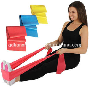 6FT Blue Extra Heavy Resistance Exercise Band Latex Band pictures & photos