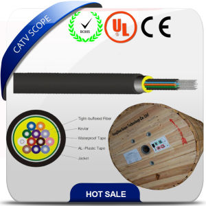 FTTH Indoor Optical Fiber Cable Waterproof Pigtail Cable 1A