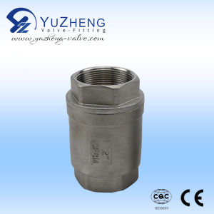 Stainless Steel 304/316 Wafer Check Valve pictures & photos