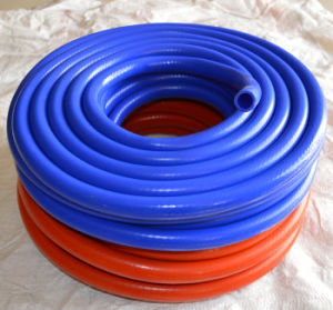Braided Silicone Hose, Braided Silicone Tube, Braided Silicone Pipe pictures & photos