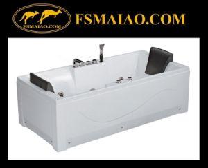 New Fashion & Hot-Selling Bathroom Massage Bathtub (BA-8712) pictures & photos