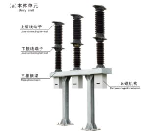 Distribution System High Voltage Outdoor Circuit Breaker pictures & photos