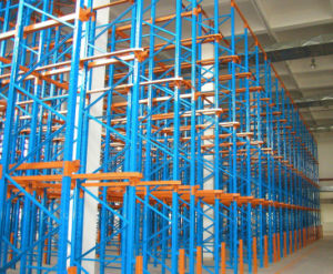 Drive in Warehouse Storage Pallet Racking pictures & photos