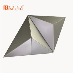 3D Stand-up Aluminum Wall Cladding Panels pictures & photos
