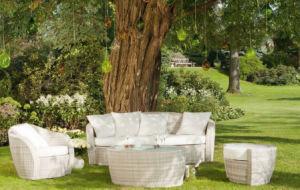 Sectional Patio Rattan Wicker Garden Outdoor Lounge Sofa Set