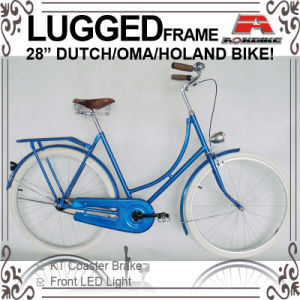 28 Inch Coaster Brake Dutch Bicycle (AYS-2828S-1) pictures & photos