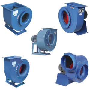 Multi-Blades Exhaust Centrifugal Ventilator Blower Fan for Hotel and Workshop (YF9-63) pictures & photos