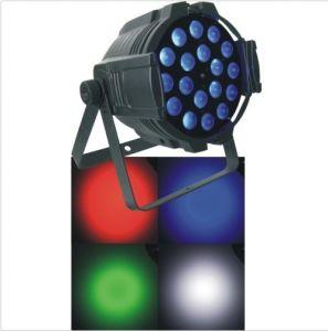 DMX512 Indoor 18*10W RGBW 4 in 1 LED PAR Can PAR 64 Zoom PAR pictures & photos