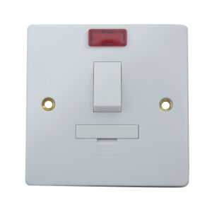 BS 1363 5AMP Fuse Switch with Neon pictures & photos