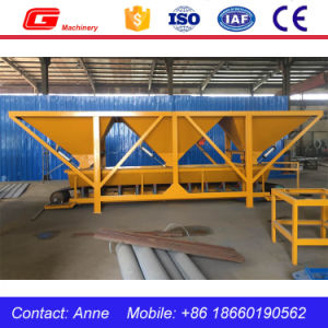 Three Bins PLD1200 Concrete Batching Machine for Aggregate pictures & photos