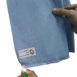 Nonwoven Fabric with Limited Flame Spread Treating pictures & photos