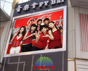3 Years Warranty SMD3535 HD Outdoor Waterproof Digital Display LED Billboard (P6 electronic sign) pictures & photos